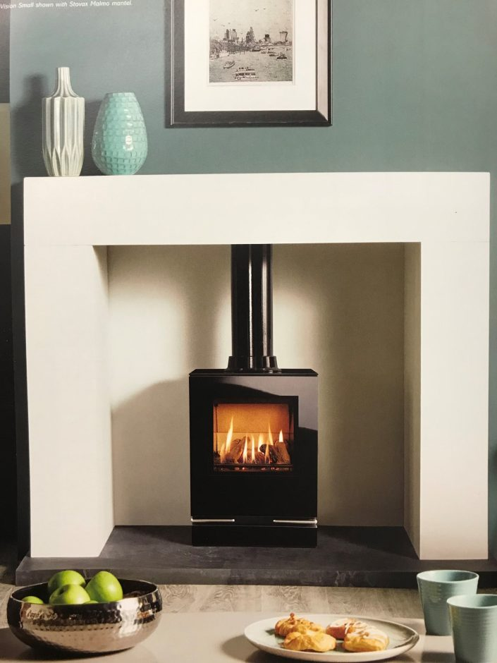 Gas Stoves and Fires